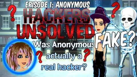 ANONYMOUS WASN'T A HACKER?! PROOF! MSP HACKERS UNSOLVED