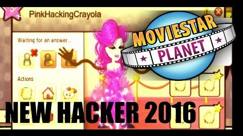 NEW HACKER IN MOVIESTARPLANET 2016