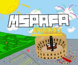 MSPAFA awards Autumn 09