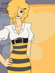 Professor honeybee
