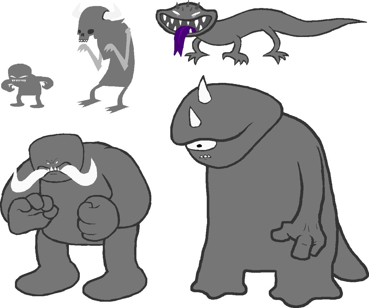 Image - Enemy templates.png   MS Paint Adventures Wiki   FANDOM ...