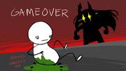 Bronya game over