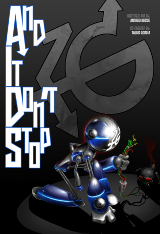 File:And It Don't Stop cover.png