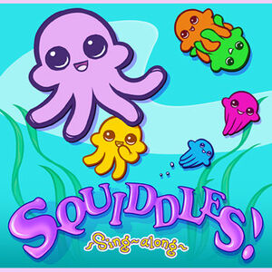 Album Squiddles!
