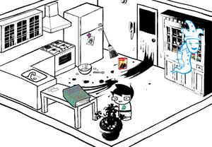 Kitchen, Egbert