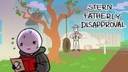 JohnSternFatherlyDisapproval