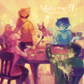 Homestuck Vol. 9 Album cover.png