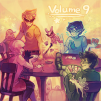 Homestuck Vol. 9 Album cover