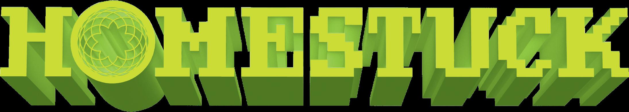 Homestuck logo