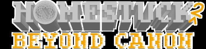 Homestuck^2 Logo