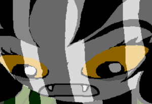 Nepeta scared