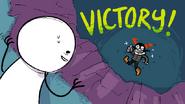 Vikare victory