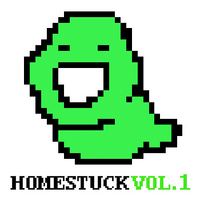 Homestuck Vol 1 Album cover