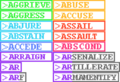 Strife commands.png