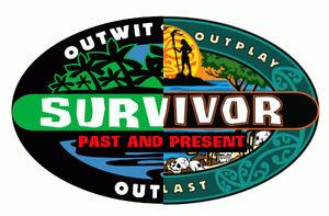 Survivor past and present logo