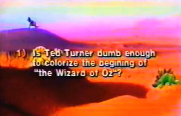 The Wizard Of Oz Mst3k Fandom Powered By Wikia