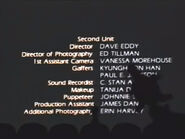 MST3k- Mike's Gamera figurine in Future War end credits