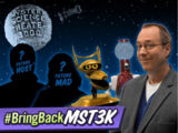 Bring Back MYSTERY SCIENCE THEATER 3000 Kickstarter
