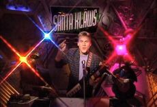 MST3k Santa Klaus rock band on the SOL