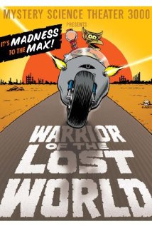 Warrior of the lost world dvd