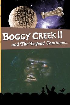 Boggy creek 2