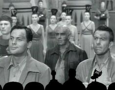 MST3k- John Agar in The Mole People