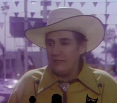 Pat Buttram sheriff
