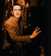 Director Mario Bava