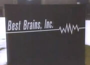 Best Brains, Inc. logo in This is MST3k