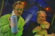 MST3k- The Mads' invention exchange in Time of the Apes