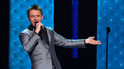 Comedian and MST3k fan Chris Hardwick