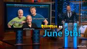 RiffTrax gang on @midnight Comedy Central show with Chris Hardwick