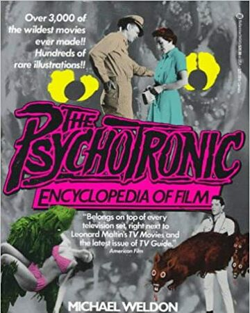 The Psychotronic Encyclopedia of Film   MST3K   Fandom