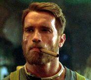 RiffTrax Presents- Arnold Schwarzenegger in The Running Man
