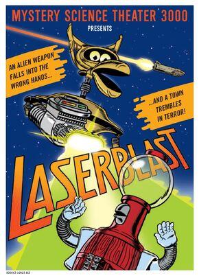 LaserblastDVD
