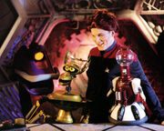MST3k MN as Voyager's Janeway