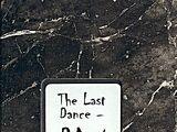 The Last Dance - Raw!