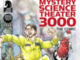 Mystery Science Theater 3000: The Comic - Ashcan Edition