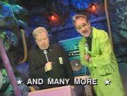MST3k- The Mad's Public Domain Karaoke Machine in POD PEOPLE host segment