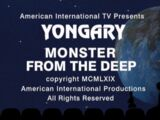 MST3K 1109 - Yongary - Monster from the Deep