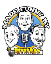 RiffTrax Official Made Funny Logo