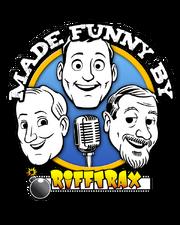 RiffTrax Official Made Funny Logo