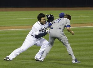 DodgersPadresbrawl