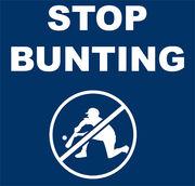 Stopbunting