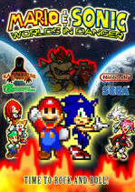 Mario and sonic worlds in danger poster by xxkaijuking91xx-d5bvdgr