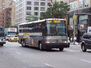 MTA Bus MCI D4501