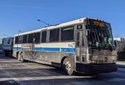 MTA Bus Company MCI D4500CL 3374