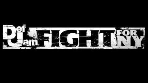 Def Jam Fight For NY- Baxter (Blinside).