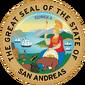 San Andreas Seal