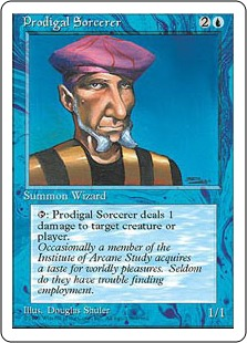 Prodigal Sorcerer 4E